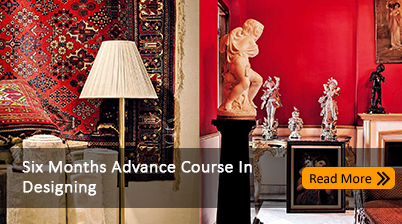 Six month advance course in interior designing