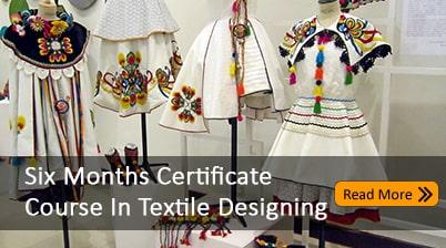 Fashion Designing Institute / textile designing